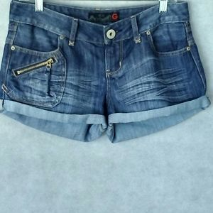 G by Guess jean shorts size 28